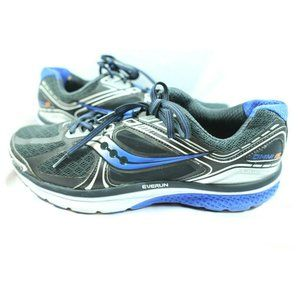 Saucony OMNI 15 Mens Running Shoes Size 13 - Black